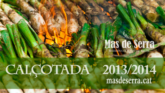 Calçotades al Mas de Serra 2013 - 2014